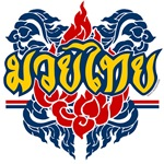 Muay Thai teeshirts - traditional Thai design