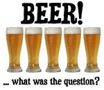 Beer - what was the question?