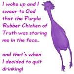 The Purple Chicken of Truth