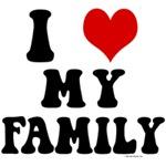 I Love My Family - I Heart My Family