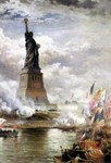 The Unveiling of Lady Liberty