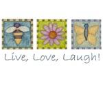 NATURE LIVE,LOVE,LAUGH