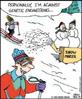 Genetic Engineering Snow