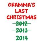 Gramma's Last Christmas