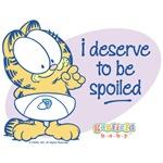Spoiled Garfield Baby