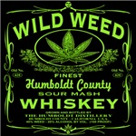 WILD WEED WHISKEY