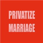 Privatize Marriage