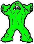 Big Green Ghoul