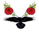 Raven & Roses