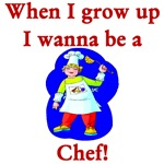 I Wanna Be A Chef