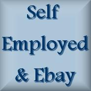 Self Employed and Ebay T-shirts and Gifts
