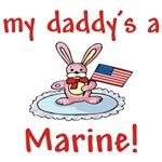 My Daddy's A Marine