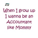 I Wanna Be An Accountant