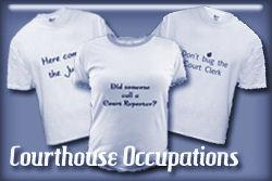 Judge Court Reporter and other T-shirts and Gifts