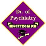 Psychiatrist Graduate 2013