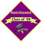 Nutritionist Graduate 2009