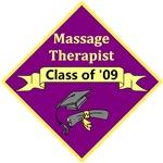 Massage Therapist Graduation