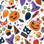Halloween Pumpkins Candy Cupcakes