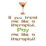 Bartender/Therapist
