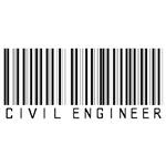 Civil Engineer Bar Code
