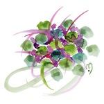 Atom Flowers #28