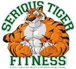 Serious Tiger