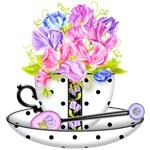 Birth Flower and Gem April