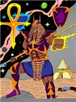 Anubis, Cosmic Hero