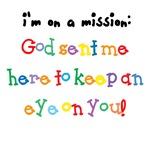 i'm on a mission