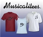 Music themed designs for musicians and music lover