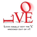 'L' out of Love