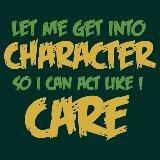 Like I Care Green-Gold