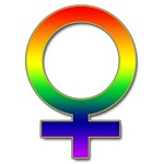 Rainbow Woman's Symbol