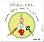 Peas-ful Vegan