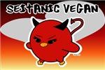 Seitanic Vegan