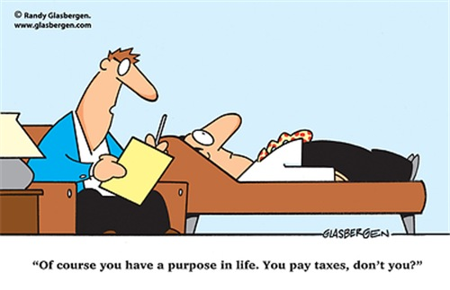 Paying Taxes!