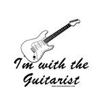 I'm W/ the Guitarist