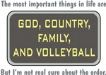 Volleyball Priority