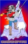 Anime Solavengers Sword of Fire