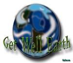 Earth Day Get Well Earth