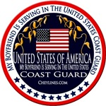 Coast Guard Boyfriend