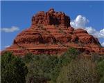Bell Rock in Sedona AZ 087