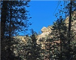 West Fork Canyon Shadow 1191