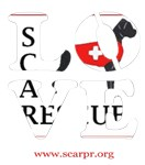 SCARPR LOVE LOGO