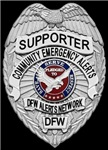 DFW ALERTS SUPPORTER ITEMS