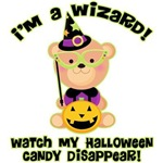 Little Halloween Wizard