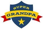 Super Grandpa Shield