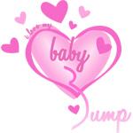 I Love My Bump Pink