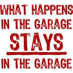 Stays In The Garage