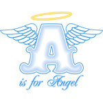 A is for Angel Blue